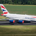 Airbus A380-841 British Airways G-XLEF